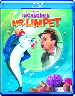 The Incredible Mr. Limpet (Blu-ray Disc)