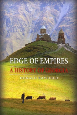 Edge of Empires: A History of Georgia (Hardcover)