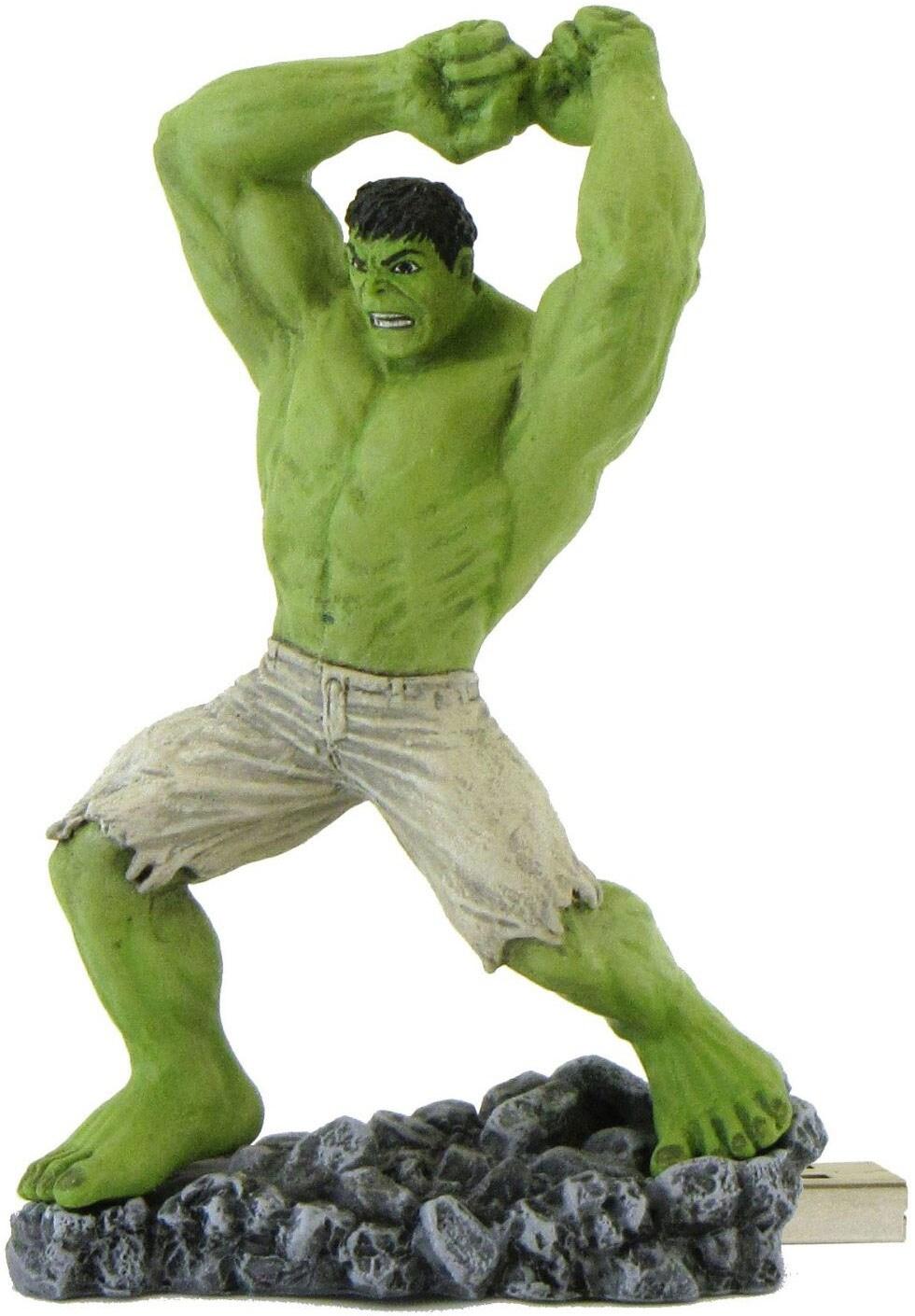 Marvel 8GB Avengers USB Flash Drive - Hulk