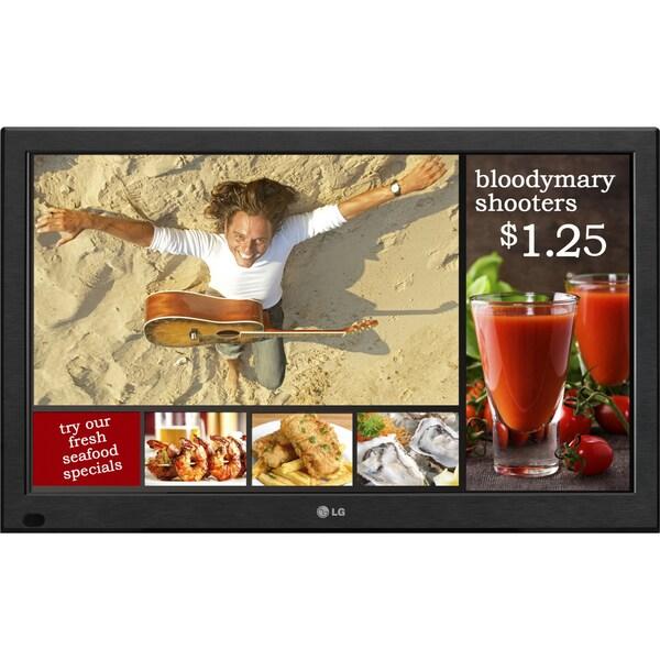 "LG EzSign 42LT560E 42"" 1080p LED-LCD TV - 16:9 - HDTV 1080p"