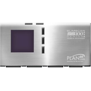 Planon SlimScan SS100 Card Scanner - 300 dpi Optical