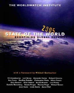 State of the World 2005: Global Security (Paperback)
