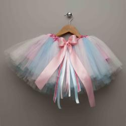 Power Capes Cotton Candy Tutu