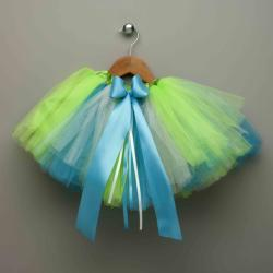 Power Capes Island Mermaid Tutu