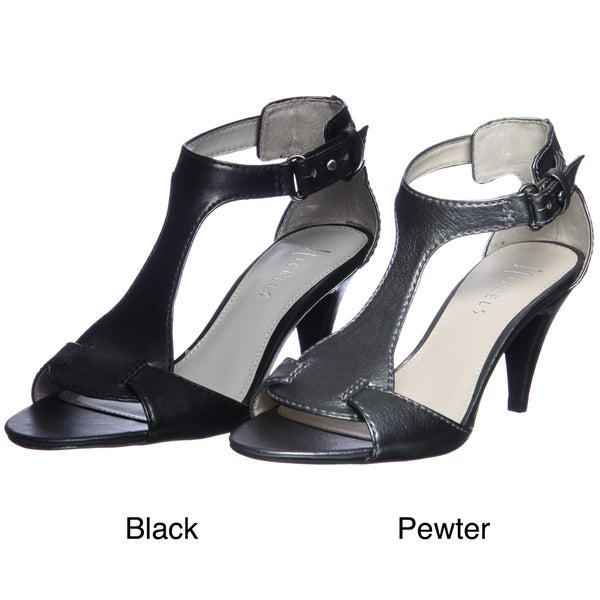 Nickels Women's 'Valkyre' T-strap Heels