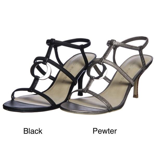 Marc Fisher Women's 'Jericho' High Heel Sandals