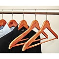Aromatic Cedar Hangers (Pack of 24)