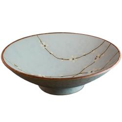 Spring Blossom Serving Bowl