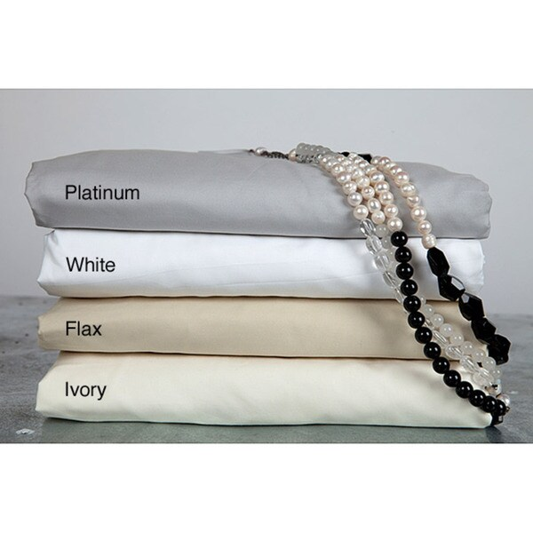 Pearl Cotton King Sheet Sets