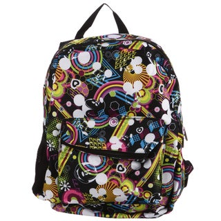 Disney Mickey Mouse Print 16-inch Backpack