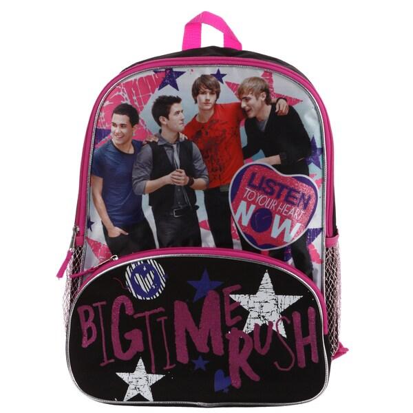 Big Time Rush 16-inch Backpack