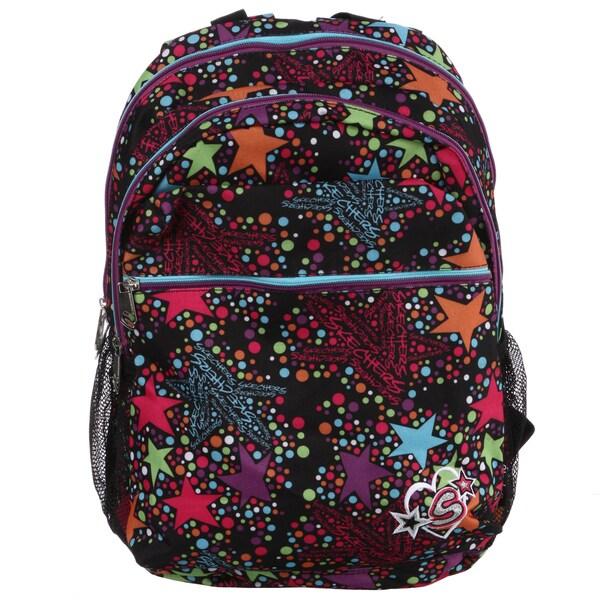 Skechers Atomic Stars 17.75-inch Backpack