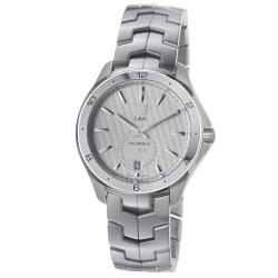 Tag Heuer Men's WAT2111.BA0950 'Link' Stainless Steel Automatic Watch