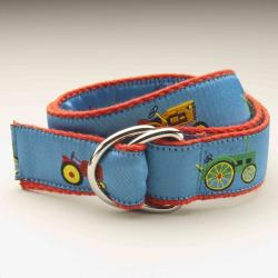 HeroHuggers Kid's Tractor Traction D-ring Belt