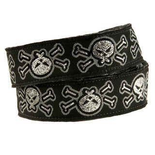 HeroHuggers Kid's Skeletonz Velcro Belt