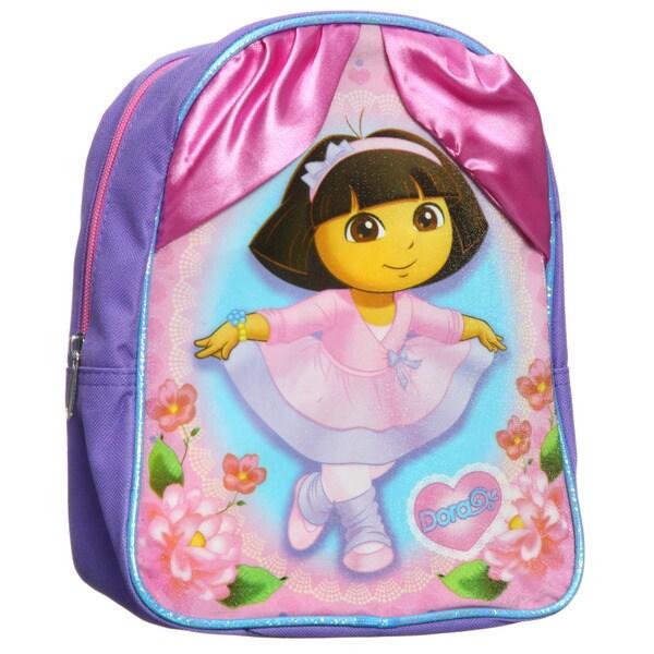 Nickelodeon Dora The Explorer 'Ballerina' Mini Backpack