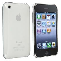 INSTEN Clear Slim-fit Snap-on Phone Case Cover for Apple iPhone 3G/ 3GS