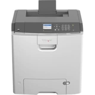 Lexmark C746N Laser Printer - Color - 2400 x 600 dpi Print - Plain Pa