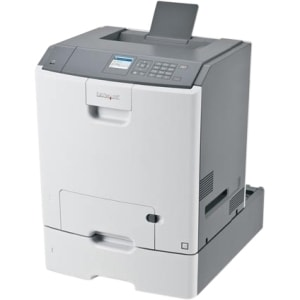 Lexmark C746DTN Laser Printer - Color - 2400 x 600 dpi Print - Plain