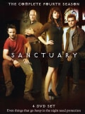 Sanctuary: The Complete Fourth Season (DVD)