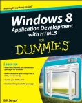 Windows 8 Application Development with HTML5 for Dummies (Paperback)