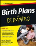 Birth Plans for Dummies (Paperback)