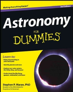 Astronomy for Dummies (Paperback)