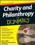 Charity & Philanthropy for Dummies (Paperback)