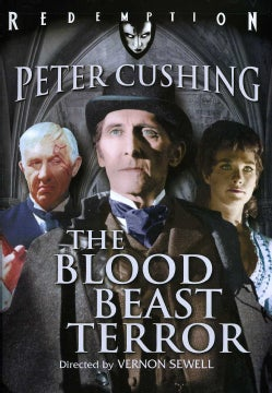 The Blood Beast Terror (DVD)