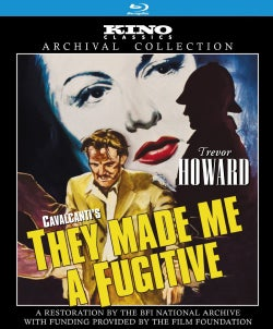 They Made Me a Fugitive (Blu-ray Disc)
