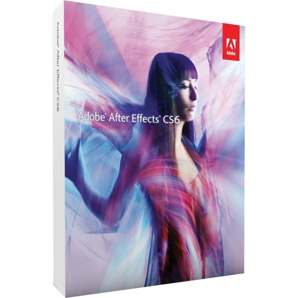 Adobe After Effects CS6 v.11.0 64-bit - Complete Product - 1 User