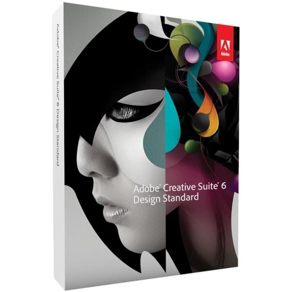 Adobe Creative Suite v.6.0 (CS6) Design Standard - Complete Product -