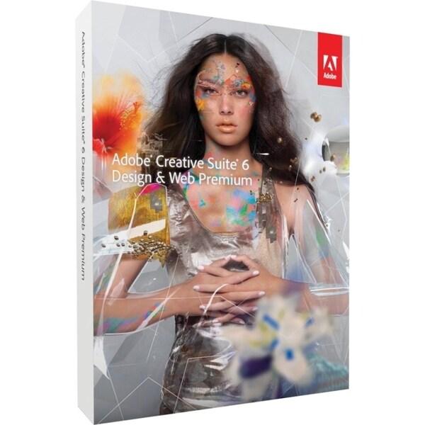 Adobe Creative Suite v.6.0 (CS6) Design & Web Premium - Complete Prod