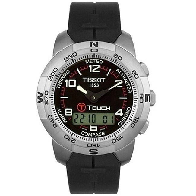 Tissot Men's Chronograph Quartz Watch