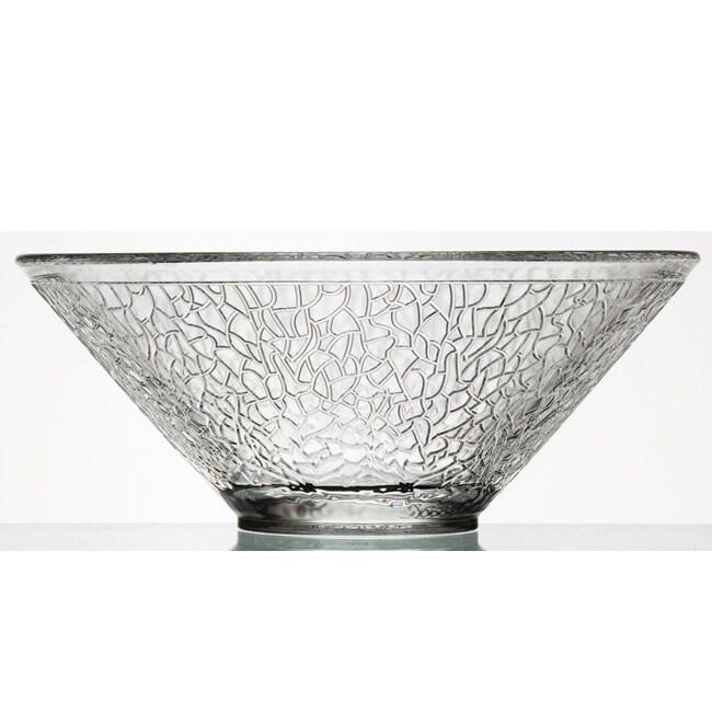 La Rochere 'Craquele' Decor 4-piece Salad Bowl Set