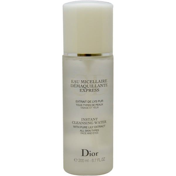 Christian Dior 6.7-ounce Instant Cleansing Water