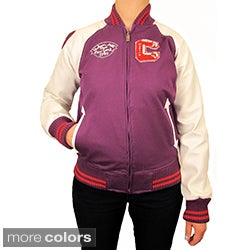 Hudson Outerwear Women's Cotton Varsity Jacket