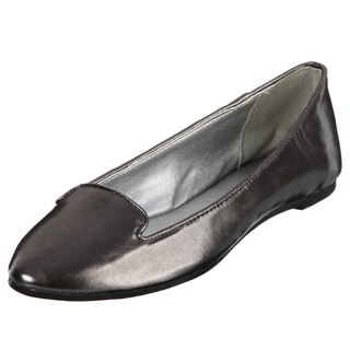 Unlisted by Kenneth Cole Women's 'Power Serve' Silver Flats