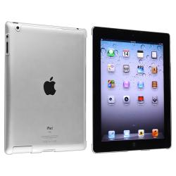 Clear Snap-on Crystal Case for Apple iPad 3/ 4