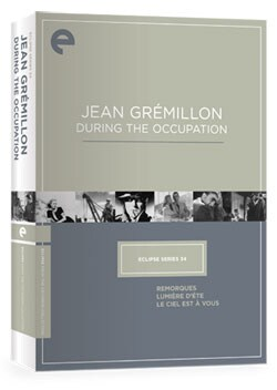 Eclipse 34: Jean Gremillon During the Occupation (DVD)