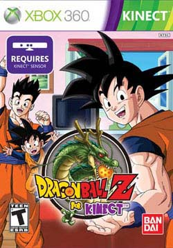 Xbox 360 - Dragon Ball Z for Kinect