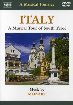 Mozart: Musical Journey: Italy (DVD)