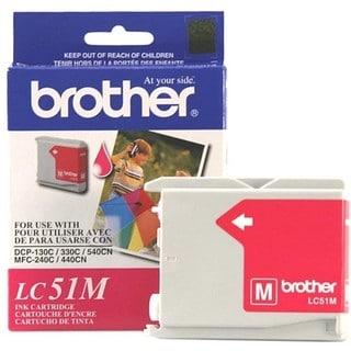 Brother Magenta Inkjet Cartridge For MFC-240C Multi-Function Printer