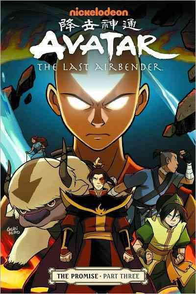 Avatar the Last Airbender 3: The Promise (Paperback)