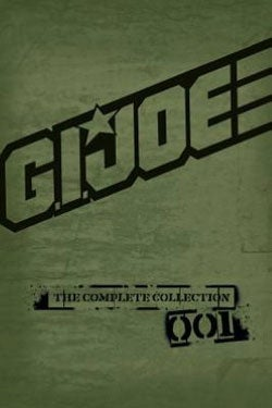 G.I. Joe: The Complete Collection 1 (Hardcover)