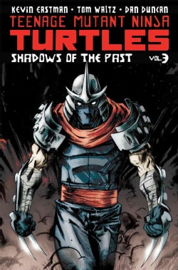 Teenage Mutant Ninja Turtles 3: Shadows of the Past (Paperback)