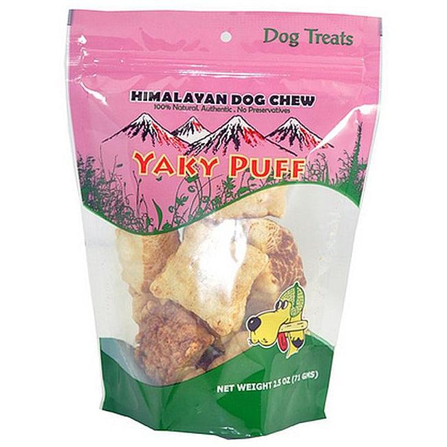 Himalayan Dog Chew 2-ounce Yaky Puff