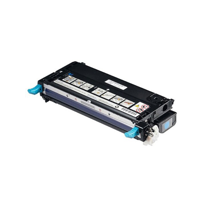 Xerox 6180 Compatible Cyan Toner Cartridge