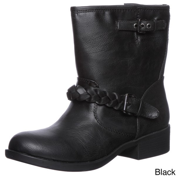 R2 by Report Women's 'Jayden' Braided Boots