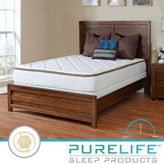 PureLife Herrington 10-inch Queen-size Memory Foam Mattress